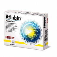 Афлубин (таблетки)