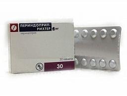 Амлодипин-Периндоприл-Рихтер