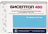 Бисептол 480