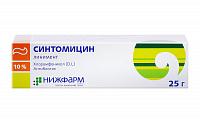 Синтомицин Линимент